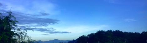 dawn, morning
